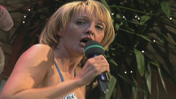 Männer sind doch schliesslich zum Vergnügen da ZDF Volkstümliche Hitparade 15022001 VOD