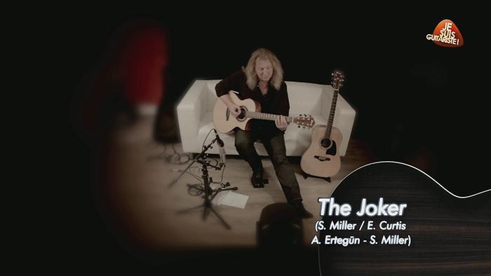 The Joker rendu célèbre par Steve Miller Band