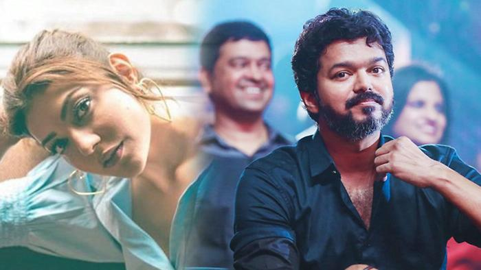 Kajal To Be Paired Again With Thalapathy Vijay