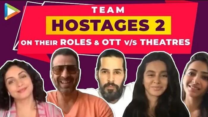 Hostage Cast interview