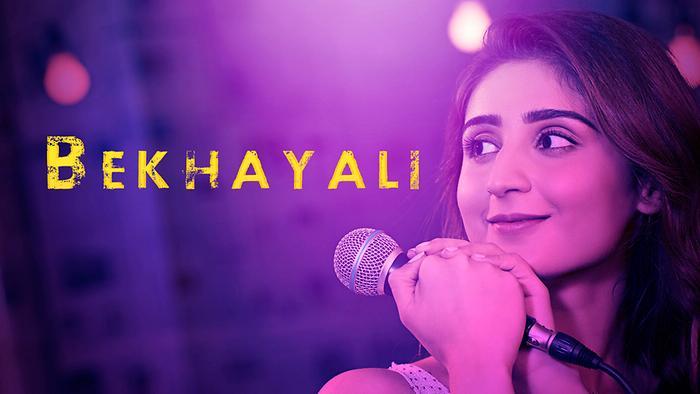 Bekhayali Acoustic  Dhvani Bhanushali Version