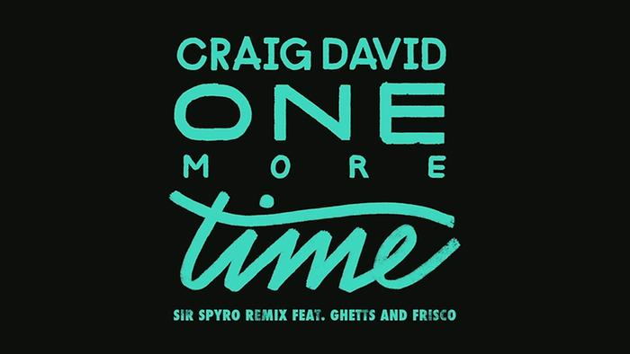 One More Time Sir Spyro Remix Audio