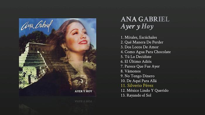 Silverio Pérez Cover Audio