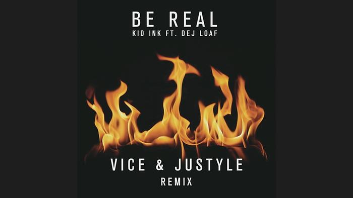 Be Real Vice  Justyle Remix Audio