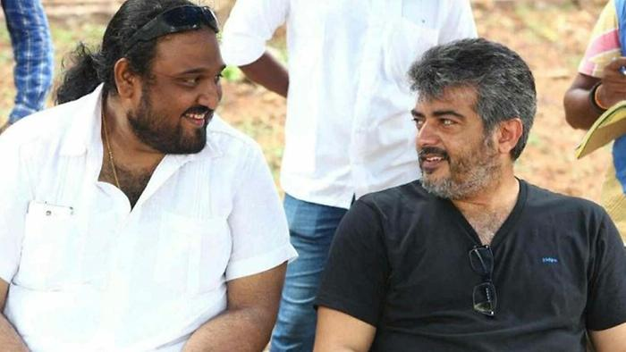Siruthai Siva And Ajith Combo For 5th Time