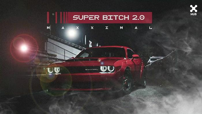 Super Bitch 20 Áudio Oficial