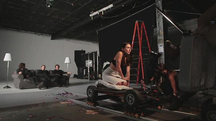 Giving Up Behind the Scenes