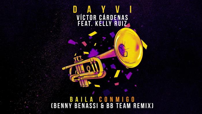 Baila Conmigo Benny Benassi  BB Team Remix Cover Audio