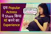 This Popular Actress Talks About Her Motherhood Experiences