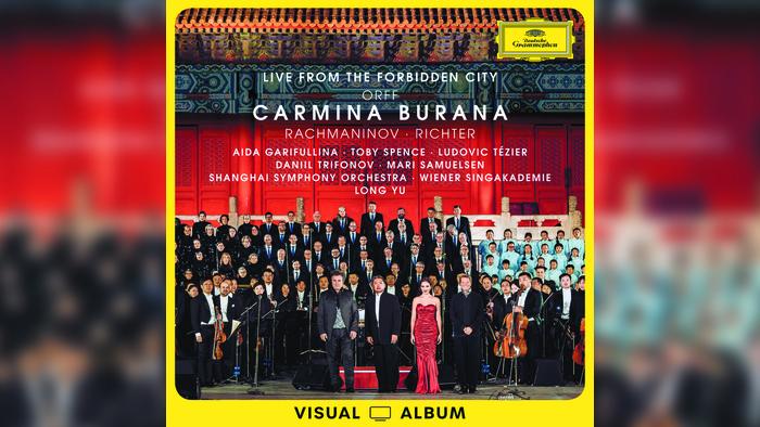 Orff Carmina Burana  3 Cour damours  In trutina