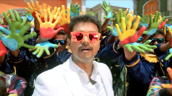 Theri  Official Teaser