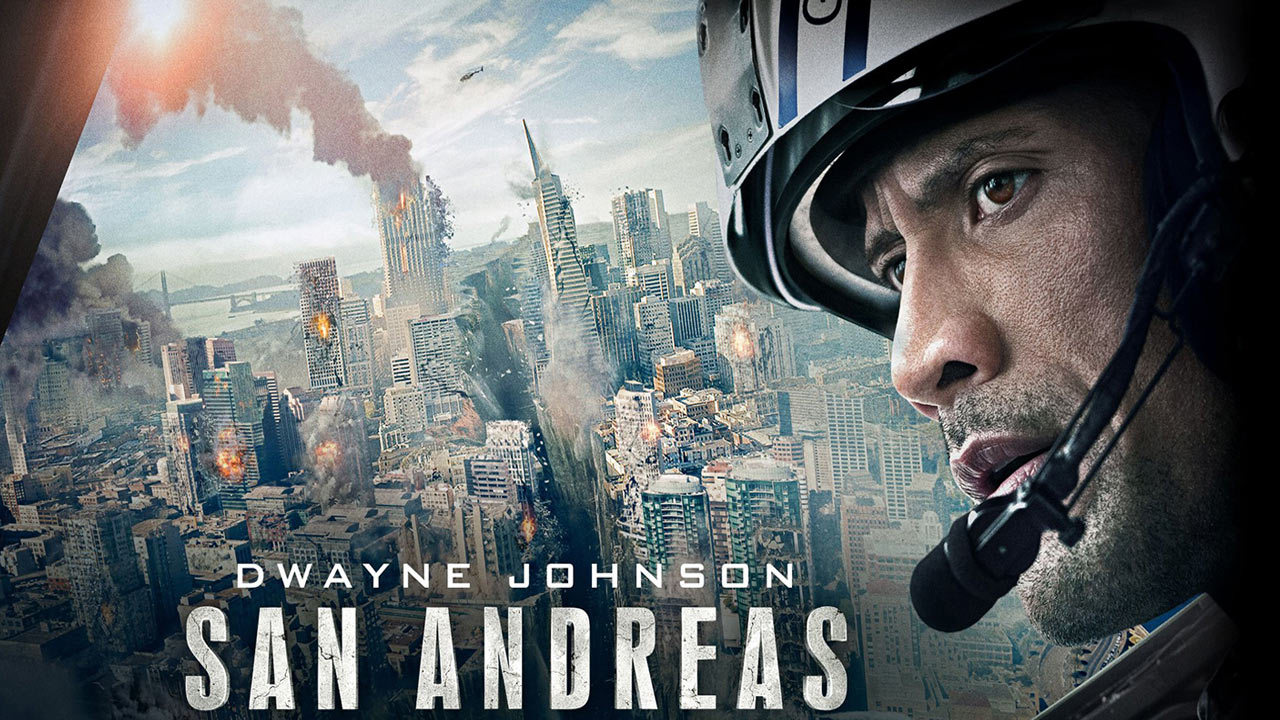 San Andreas Film