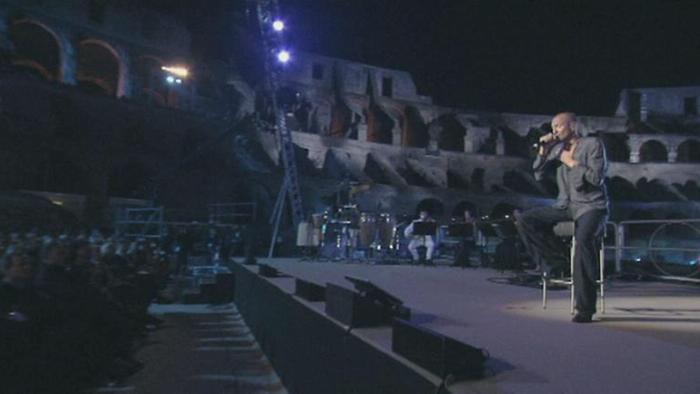 Amore caro amore bello live video 2011
