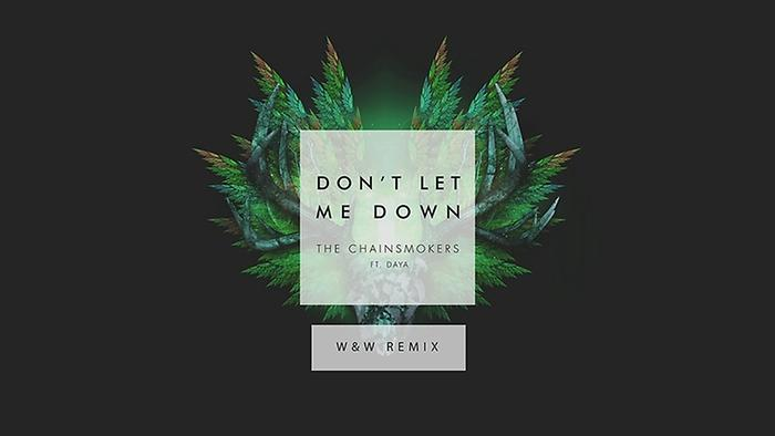 Dont Let Me Down WW Remix Pseudo Video