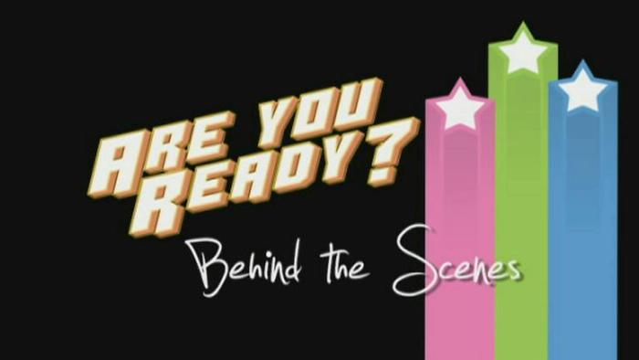 Are You Ready Behind The Scenes