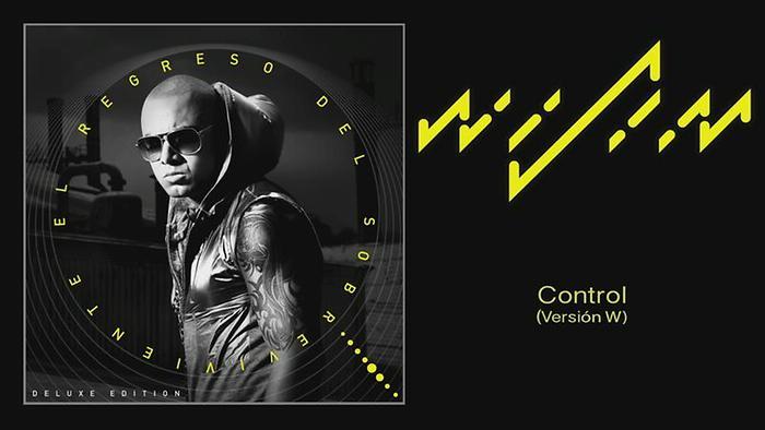 Control Versión WCover Audio