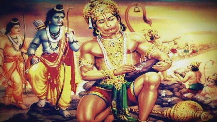 Shri Hanuman Stuti