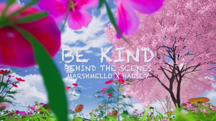 Be Kind Behind The Scenes