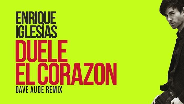 DUELE EL CORAZON Dave Audé Club Mix Lyric Video