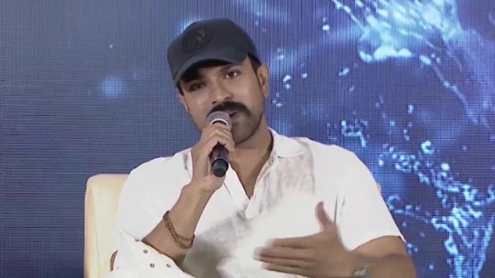 Ram Charan Emotional Speech About Jr NTR