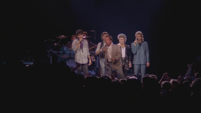 The Longest Time Live in Russia 1987 Digital video