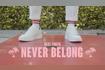 Never Belong (Official Music Video)