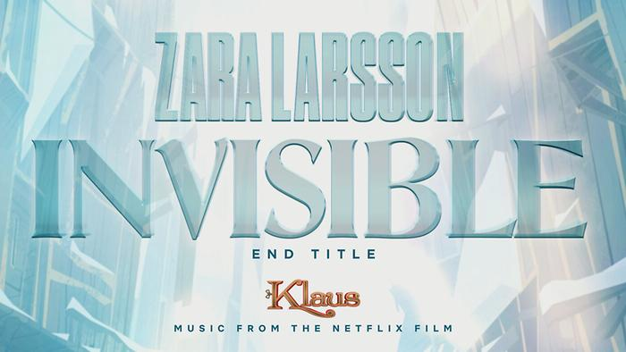 Invisible End Title from Klaus  Audio