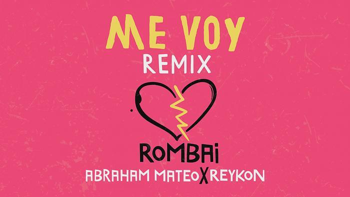 Me Voy Remix  Audio