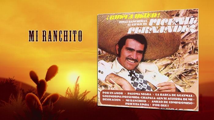 Mi Ranchito Cover Audio
