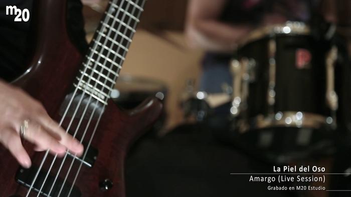 La Piel del Oso  Amargo Live Session