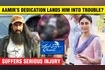 Aamir Khan Suffers Serious Injury On The Sets Of Laal Singh Chaddha Details Revealed