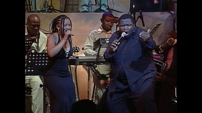 Mercy Seat Live at the Mosiaek Teatro  Johannesburg 2006