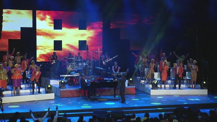 Your Grace Live at Monte Casino Johannesburg 2015