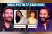 Ajay Devgn's Daughter Nysa And Saif's Son Ibrahim Ali Khans VIRAL Pictures FANS Shower Love