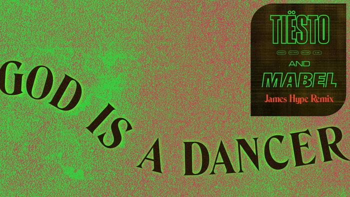God Is A Dancer James Hype Remix  Audio