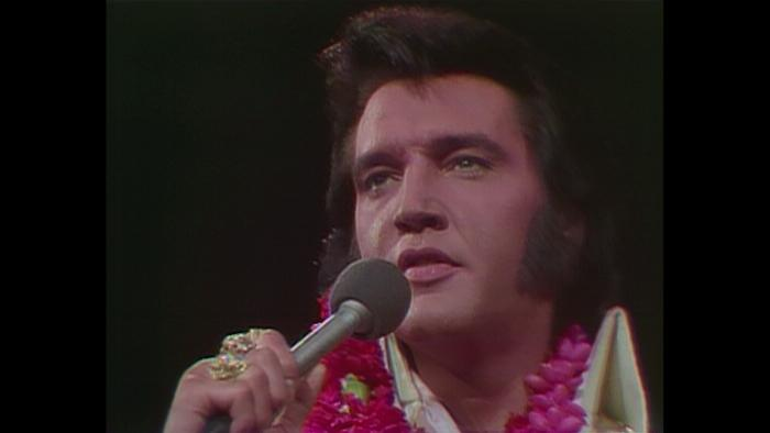 You Gave Me A Mountain Aloha From Hawaii Live in Honolulu 1973