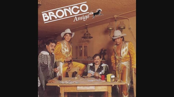 Amigo Bronco Cover Audio