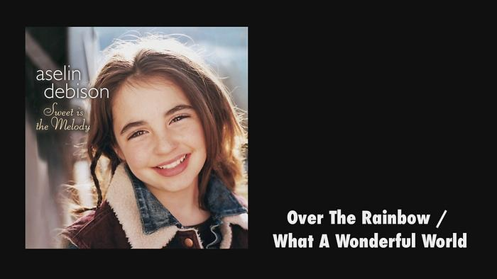 Over the Rainbow  What a Wonderful World PSEUDO VIDEO