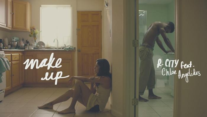 Make Up Lyric Video