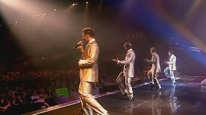 Dont Stop Til You Get Enough The Number Ones Tour 05