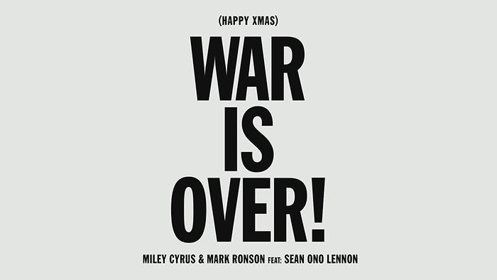 Happy Xmas War Is Over Audio