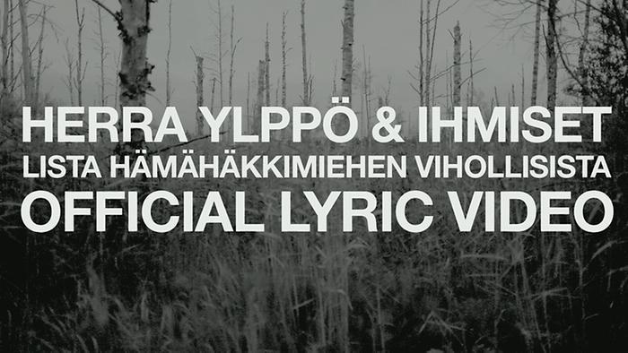 Lista Hämähäkkimiehen vihollisista Lyric Video