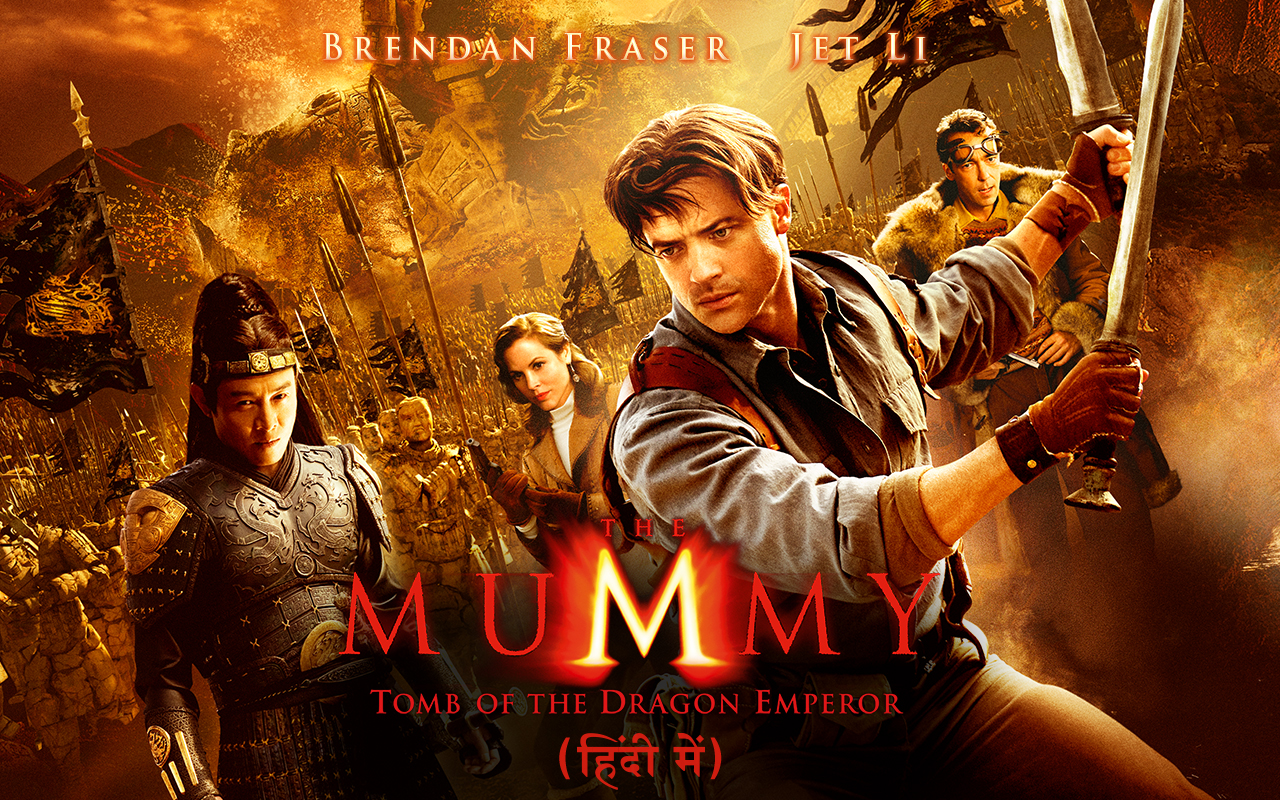 The Mummy: Tomb of the Dragon Emperor - Hindi