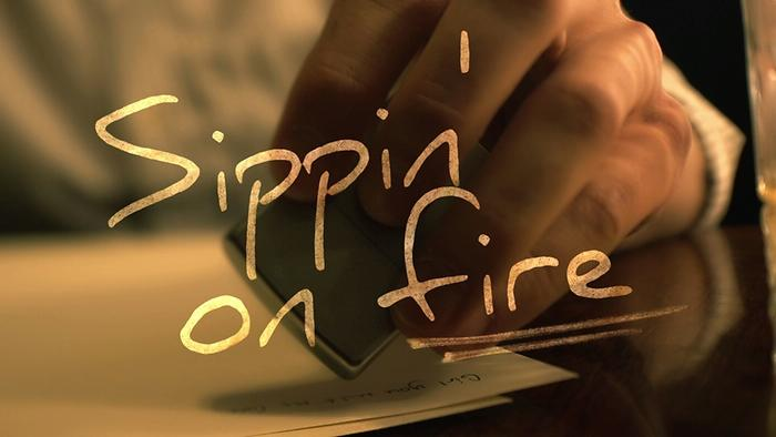 Sippin' On Fire Lyric Video