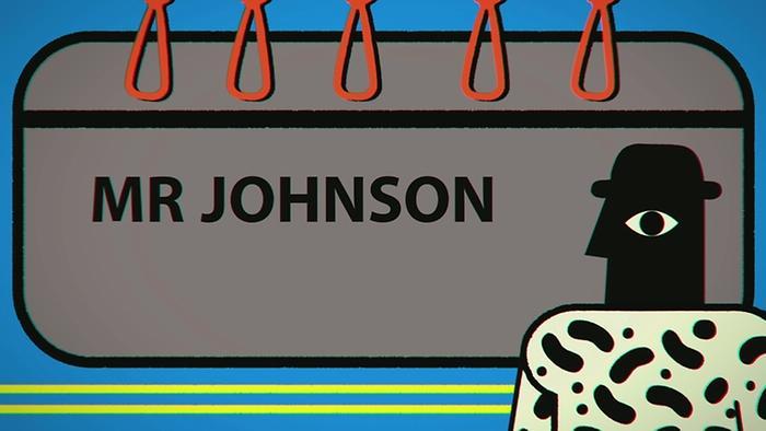 Mr Johnson audio  paroles Lyrics Video