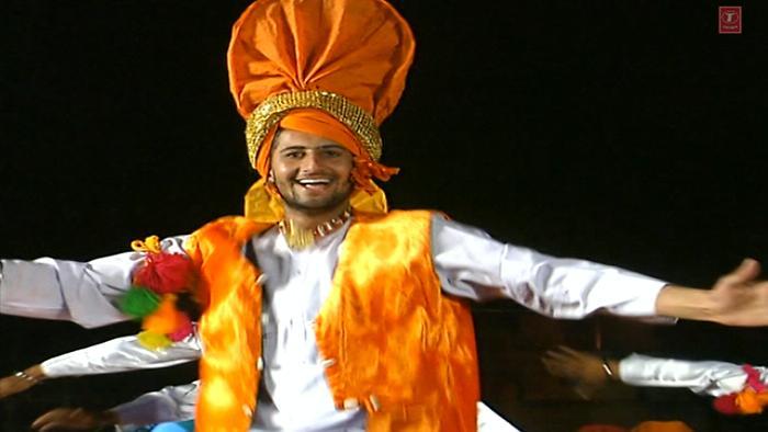 Meri Nachdi Di Jhaanjhar