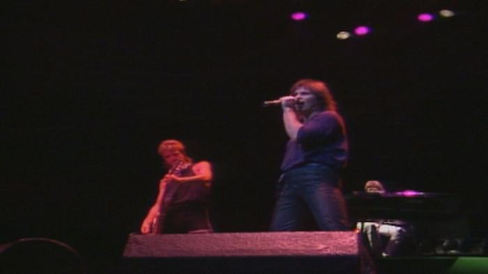 I Cant Hold Back Live in Japan 1985