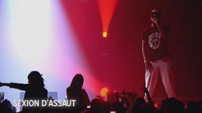 Désolé Live au Printemps de Bourges 2011 Live Video
