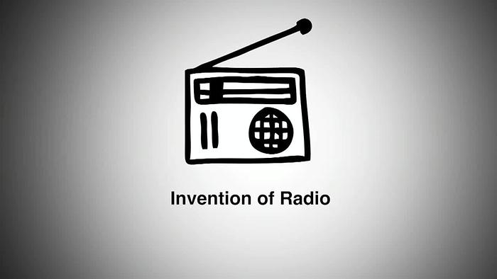 Invention of Radio