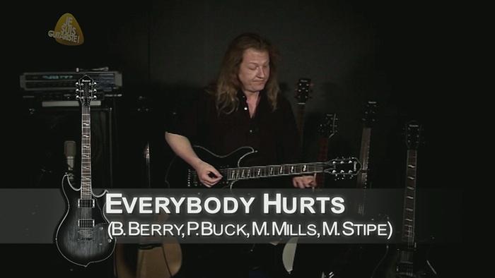 Everybody Hurts rendu célèbre par REM